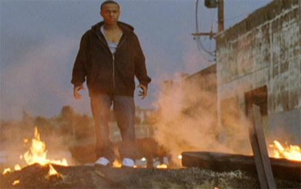 "Kadr z serialu ""Smallville"" /"