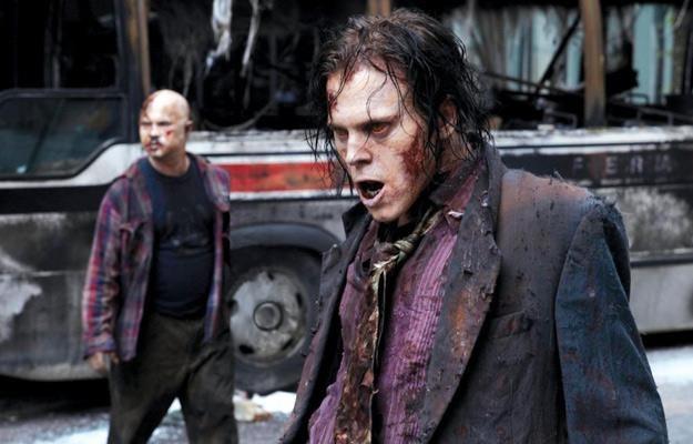 """Kadr z serialu """"The Walking Dead"""" /materiały prasowe"""