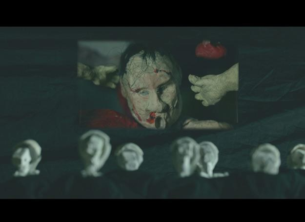 "Kadr z teledysku ""Dead End"" Flapjacka /"