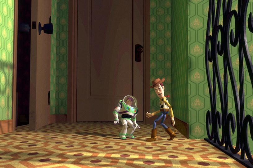 """Kadr z """"Toy Story"""" /materiały dystrybutora"""