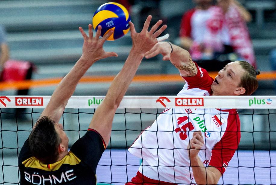 Kadra Vitala Heynena pokonała w niedzielę w towarzyskim meczu reprezentację Niemiec 3:0 / Andrzej Grygiel    /PAP