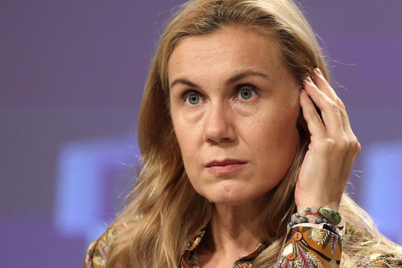 Kadri Simson, komisarz UE ds. energii /AFP