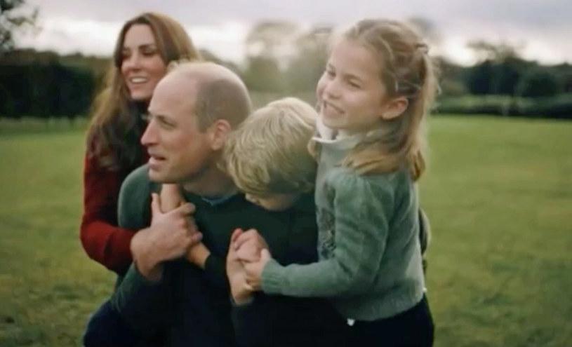 Kadry filmu z okazji z filmu z okazji rocznicy ślubu książąt Cambridge /Kensington Royal/Ferrari Press /East News