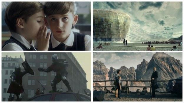 Kadry z reklamówki promującej Polskę /