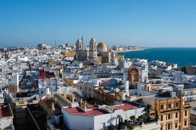 Kadyks, port w Andaluzji /123RF/PICSEL