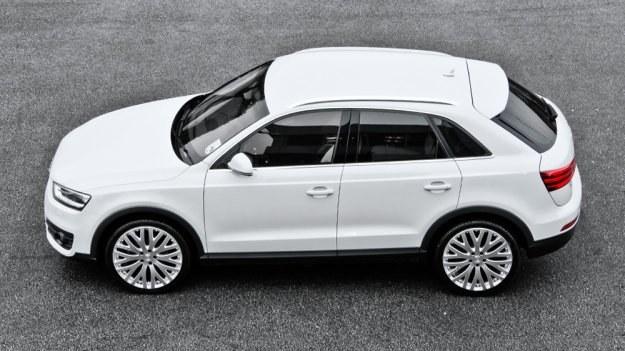 Kahn Design tradycyjnie ograniczył się do kosmetycznych zmian, podkreślających elegancję designu Audi. /Project Kahn