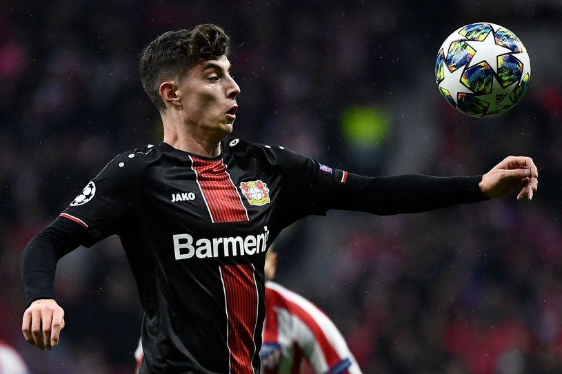 Kai Havertz /AFP