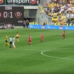 Kaiserslautern spadł do trzeciej ligi niemieckiej. Pierwsza w historii taka degradacja