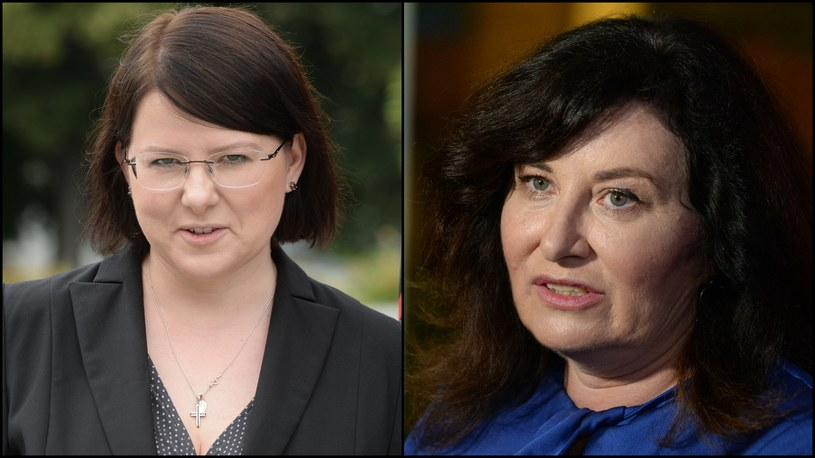 Kaja Godek i Beata Maciejewska /Jan Bielecki /East News