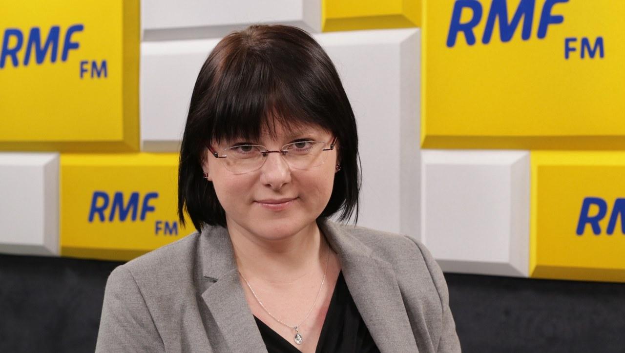 Kaja Godek: Jarosław Kaczyński blokuje ochronę życia w Polsce