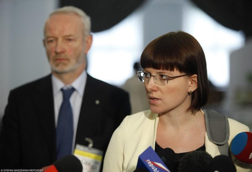 Kaja Godek w ostatnich latach próbowała doprowadzić do wprowadzenia całkowitego zakazu aborcji /Stefan Maszewski /Reporter