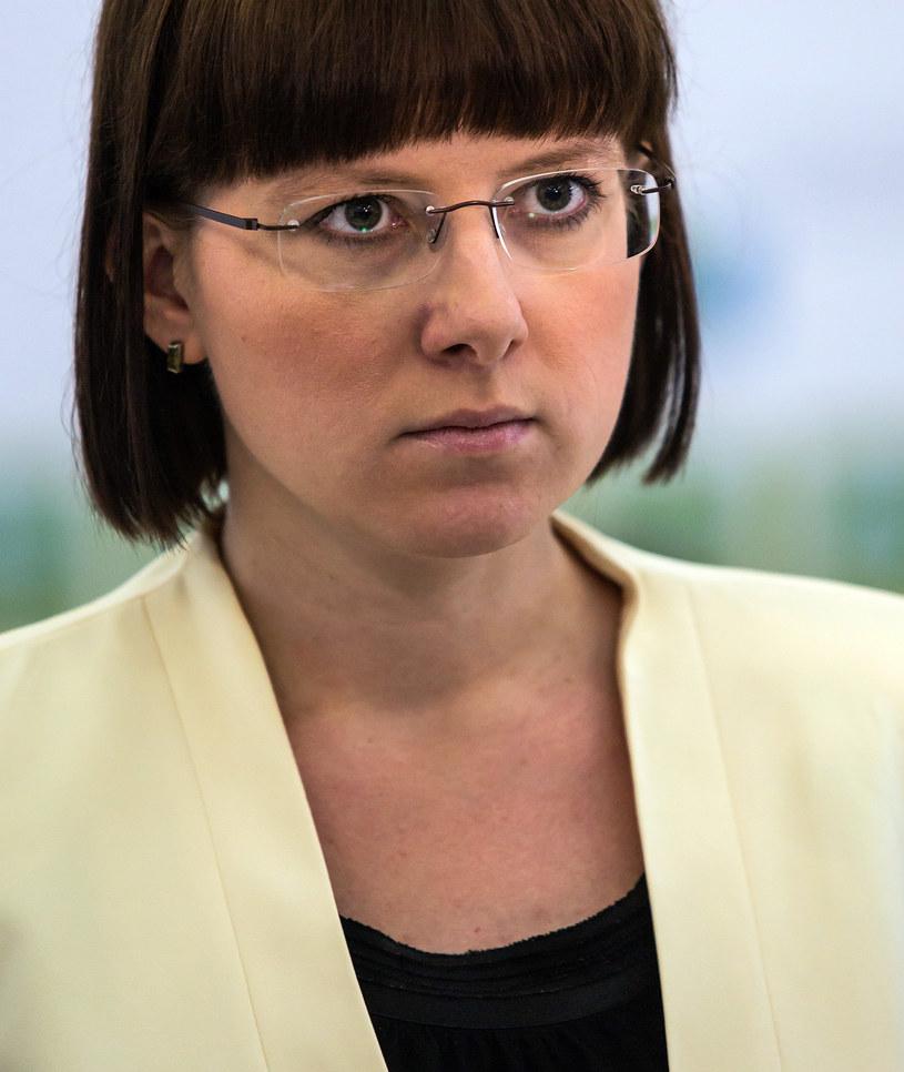 Kaja Godek /Grażyna Myślińska /Agencja FORUM
