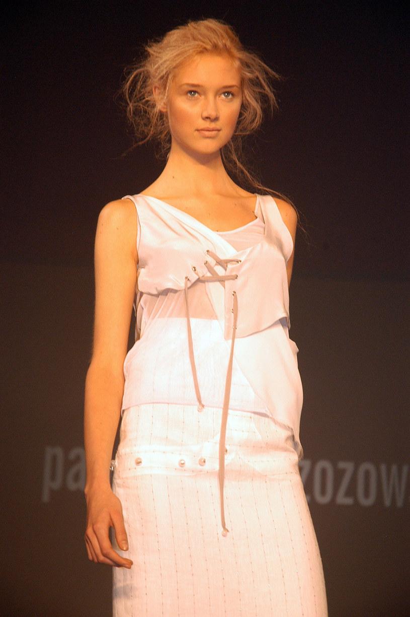 Kaja Sokoła w wieku 17 lat /Tricolors /East News