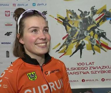 Kaja Ziomek: Będziemy wzajemnie się nakręcać!. WIDEO (Polsat Sport)