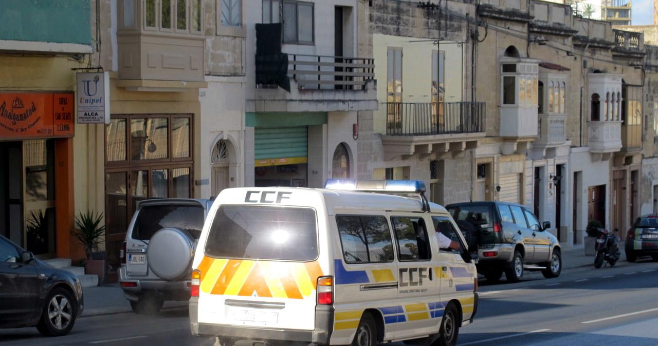 Kajetan P. opuścił Maltę