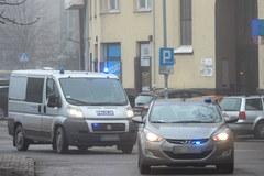 Kajetan P. w warszawskiej prokuraturze