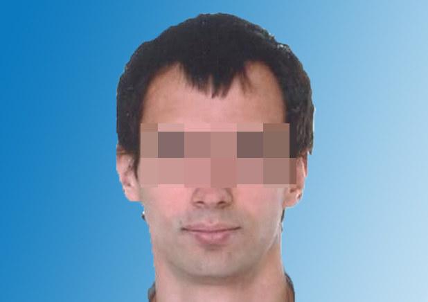 Kajetan P. został zatrzymany przez policję /