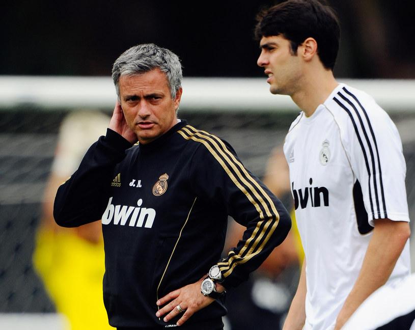 Kaka chce odzyskać zaufanie Jose Mourinho /AFP