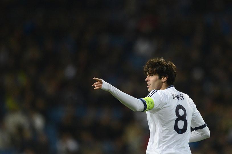 Kaka nie odejdzie z Realu Madryt w zimowym okienku transferowym /AFP