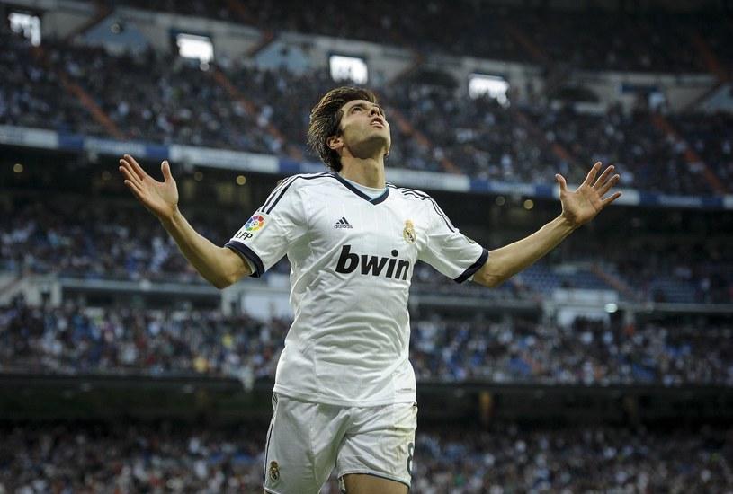 Kaka odrodzi się pod wodzą Ancelottiego? /AFP