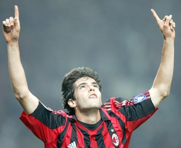 Kaka strzelił kapitalnego gola w klasyku Serie A /AFP