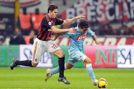 Kaka zamieni Serie A na Premier League? Może kiedyś /AFP