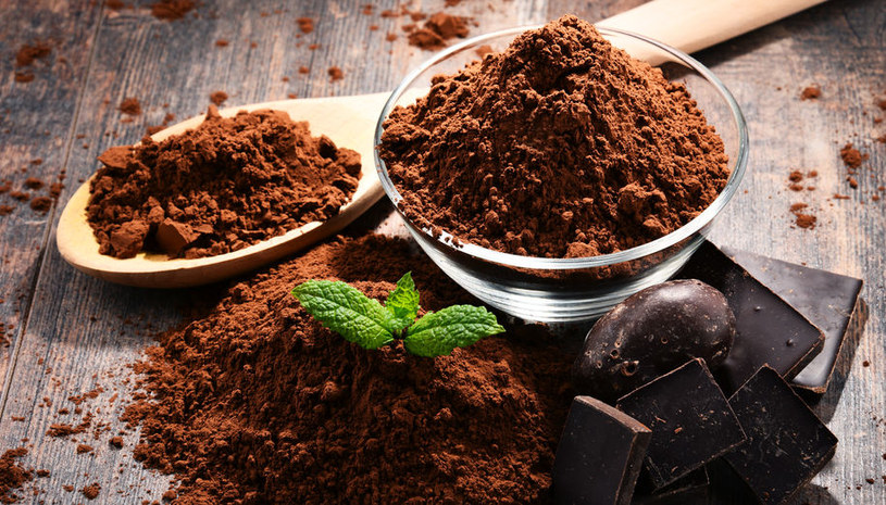 Kakao jest źródłem magnezu /©123RF/PICSEL