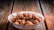 Kakaowe kulki owsiane bez pieczenia