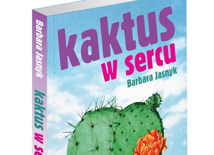 """""""Kaktus w sercu"""" faktycznie ukaże się w księgarniach /TVN"""