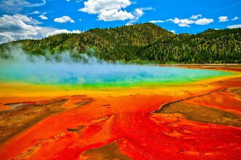 Kaldera wulkanu Yellowstone urosła 12 cm w ciągu 7 lat /123RF/PICSEL