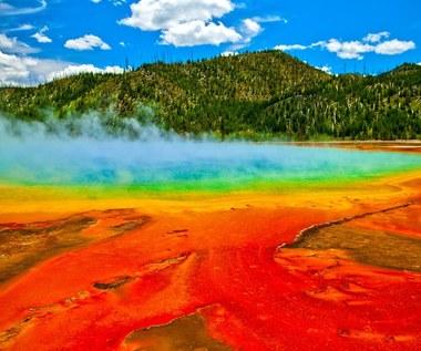 Kaldera wulkanu Yellowstone urosła 12 cm w ciągu 7 lat