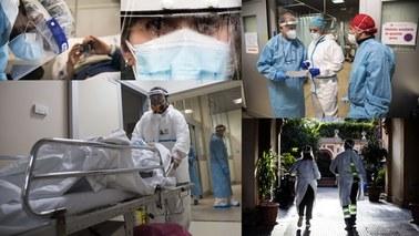 Kalendarium pandemii koronawirusa