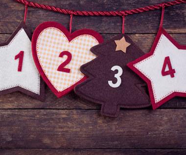 Kalendarz adwentowy dla dzieci – pięć pomysłów