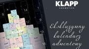 Kalendarz Adwentowy od marki KLAPP Cosmetics