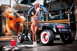 Kalendarz Miss Tuning 2011