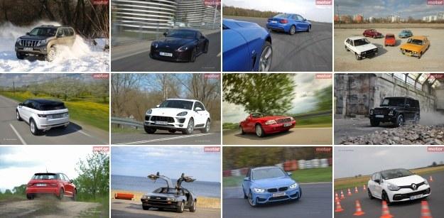 "Kalendarz ""Motoru"" 2015 /Motor"