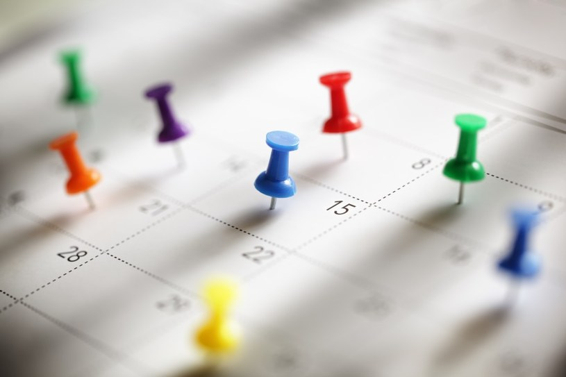 Kalendarz ułatwia życie /©123RF/PICSEL