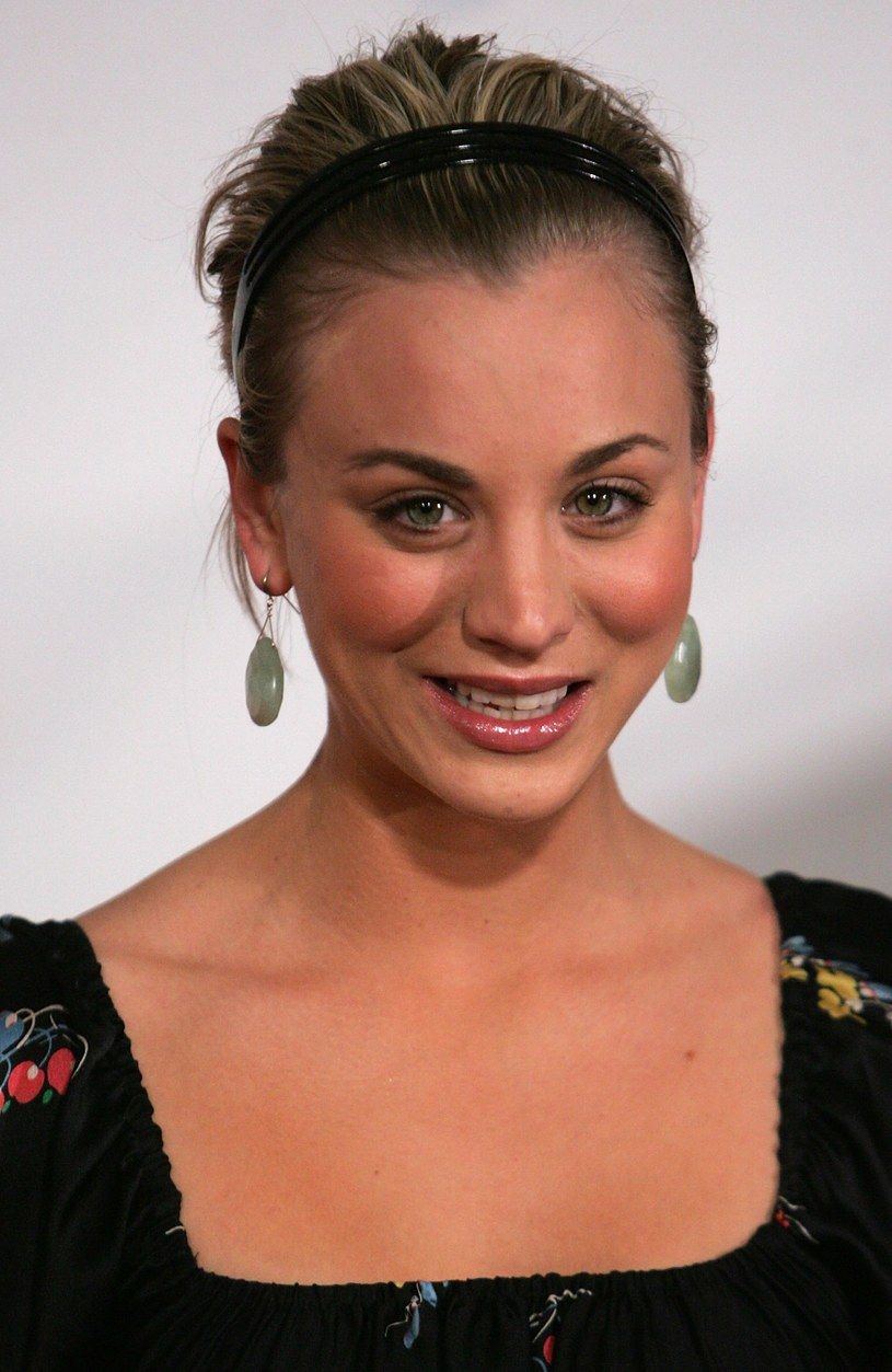 Kaley Cuoco, 2006 rok /Frazer Harrison /Getty Images