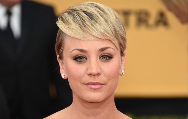 Kaley Cuoco /Ethan Miller /Getty Images