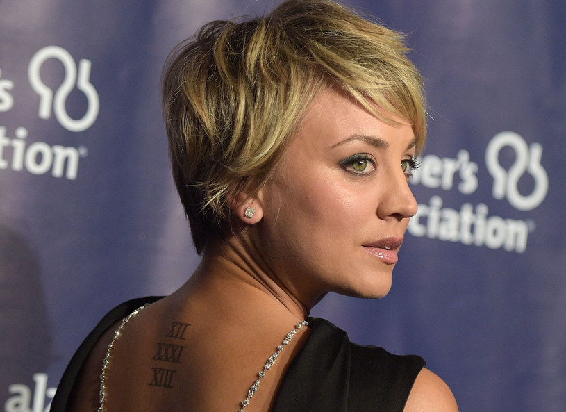 Kaley Cuoco /Getty Images