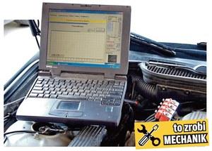 Kalibracja pozwala zbliżyć dawkowanie gazu jak najbardziej do oryginalnego dawkowania benzyny. /Motor