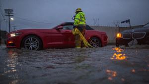 Kalifornia: Nieustające ulewy i groźba powodzi