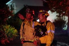 Kalifornia walczy z pożarami