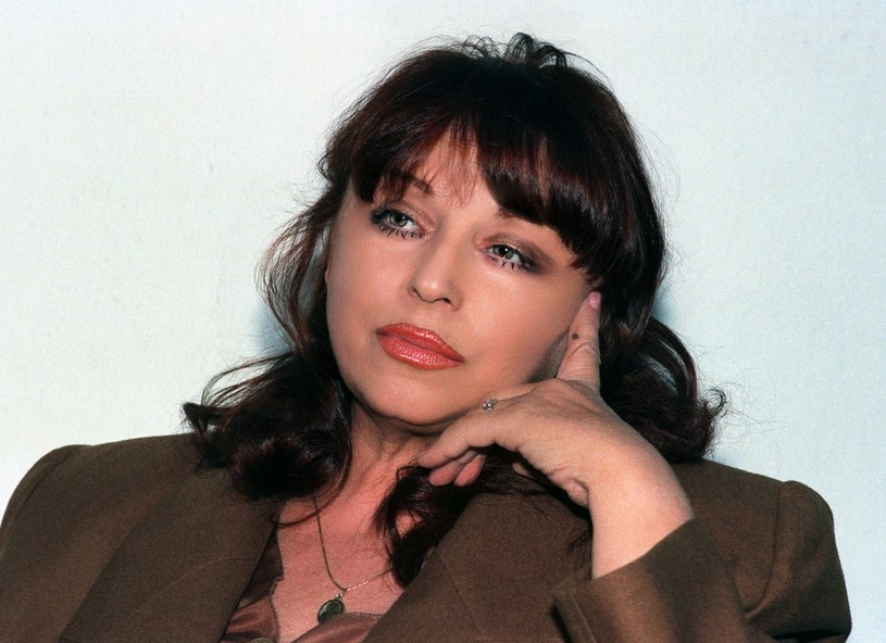 Kalina Jędrusik, fot. Czeslaw Czaplinski/FOTONOVA /East News