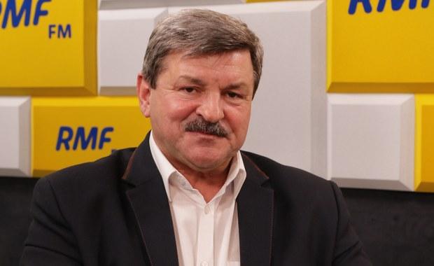 Kalinowski o związkach partnerskich: Jeśli ktoś chce, to nie widzę przeszkód