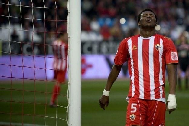 Kalu Uche rozegrał bardzo dobry mecz /AFP