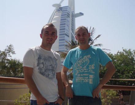 Kalwi & Remi w Dubaju /