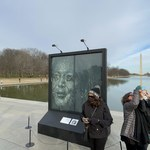 Kamala Harris bohaterką wyjątkowej instalacji w Waszyngtonie