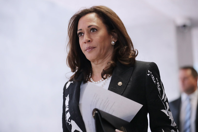 Kamala Harris /AFP