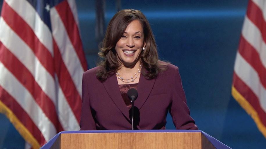 Kamala Harris /DNCC /PAP/EPA